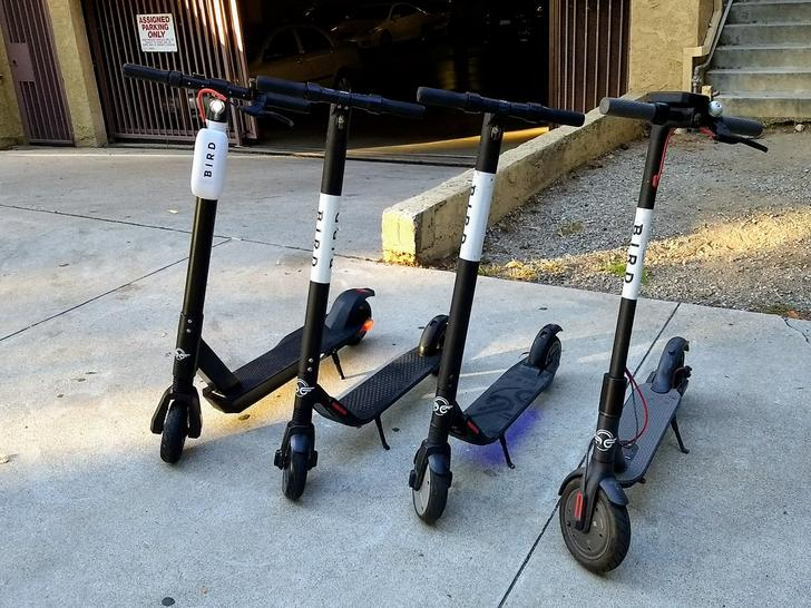 Security Engineering: Inside The Scooter Startups | Hackaday