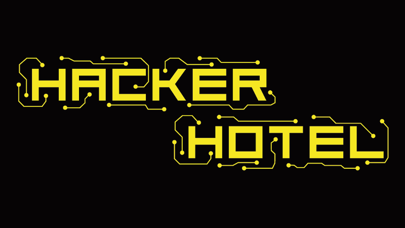 From Hacker Hotel 2020: Badges, Sharks, Tentacles, Old-School Hacking, And Much More