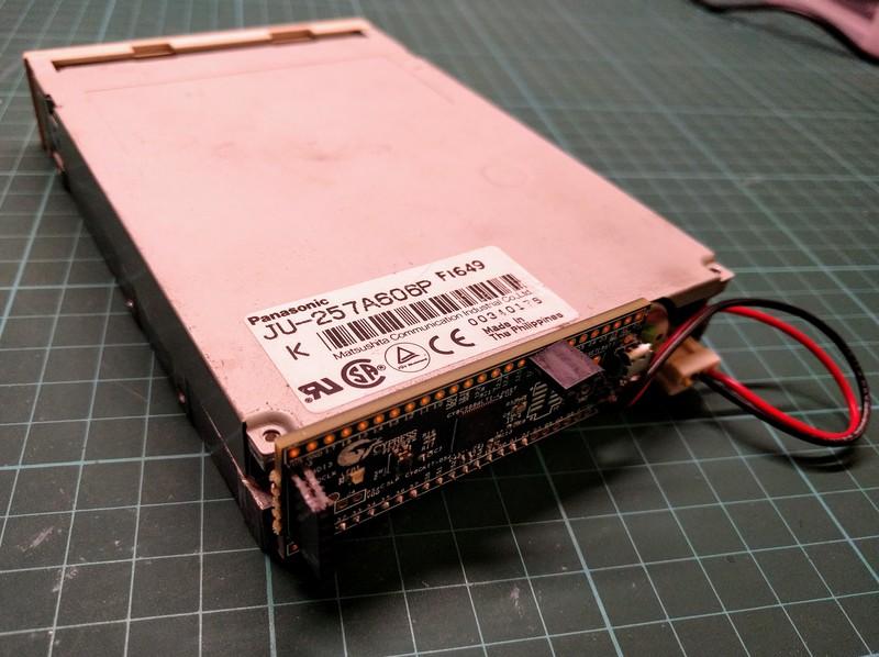 standard floppy disk controller driver download