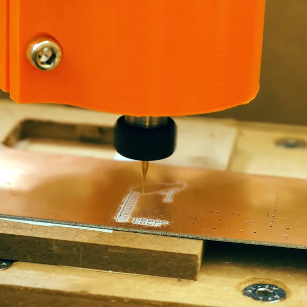 CNC Your Own PCB With This Tutorial | Hackaday