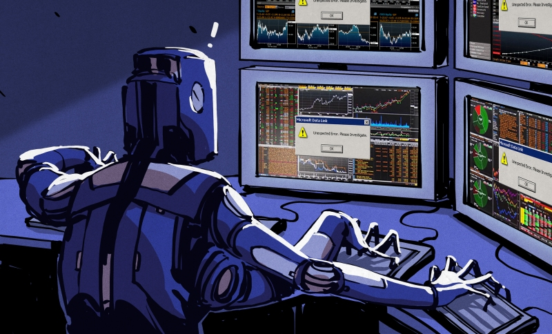 Putting The Brakes On High-Frequency Trading With Physics