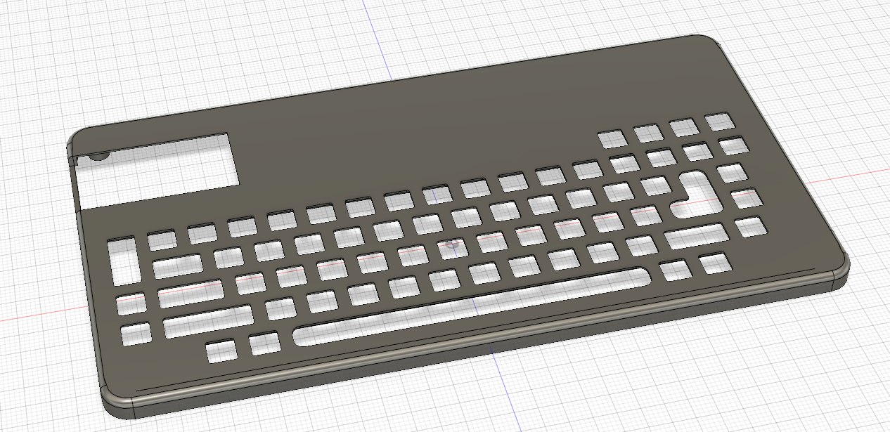 Need A Small Keyboard? Build Your Own! | Hackaday