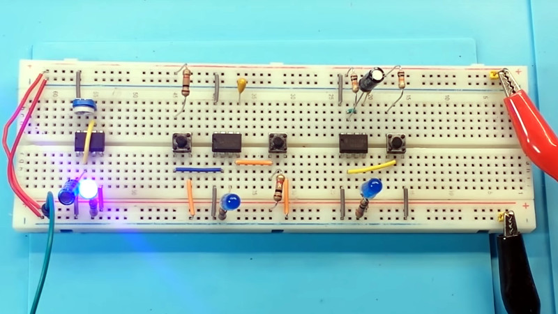 555 Timer Circuit Simulation Software Hackaday
