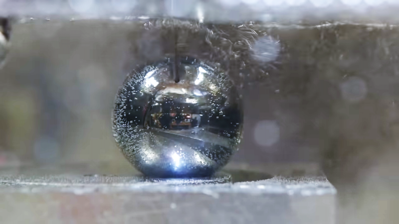 Ben Krasnow] Drills Really Small Holes With Electricity | Hackaday