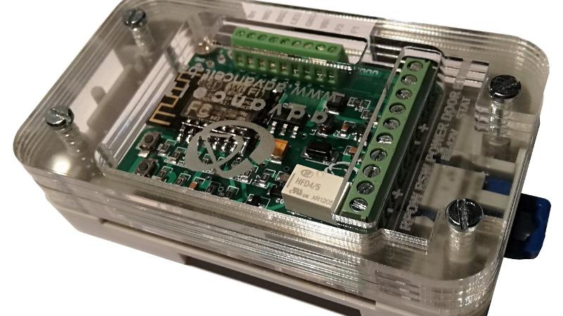 A Robust ESP8266 RFID Access Control System | Hackaday