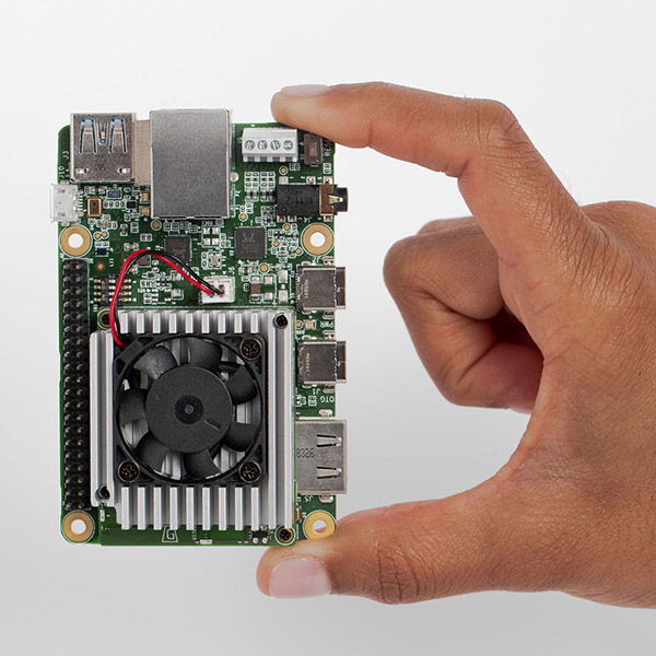 Google Launches AI Platform That Looks Remarkably Like A Raspberry
