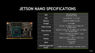 Hands-On: New Nvidia Jetson Nano Is More Power In A Smaller Form