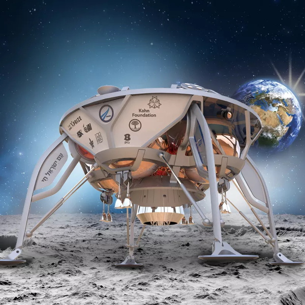 Hitchhiking To The Moon For Fun And Profit | Hackaday