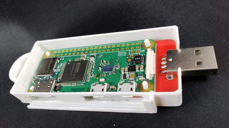 This Raspberry Pi Is NASty