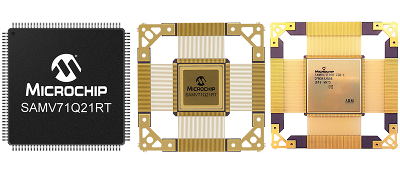 Rad-Hard ARM Microcontrollers, Because Ceramic Components