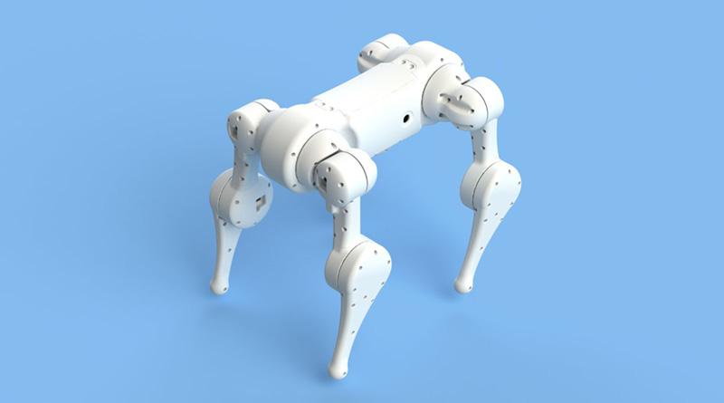 Peachy A Pet Robot Just Like Boston Dynamics Makes Hackaday Dailytribune Chair Design For Home Dailytribuneorg