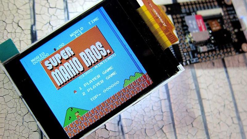 NES On RISC-V | Hackaday