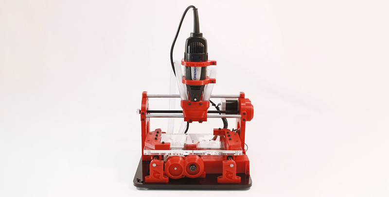 CNC Your Own PCBs With A 3D Printed Mill | Hackaday