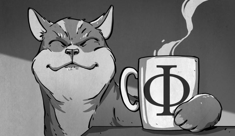 Schrödinger Quantum Percolator Makes Half Decent Coffee