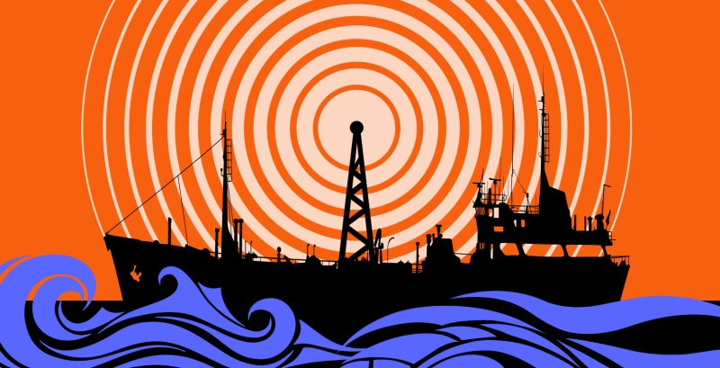 Radio Piracy On The High Seas: Commercial Demand For Taboo