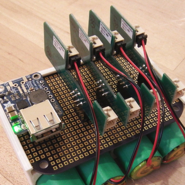 hackaday.com - Jenny List - Power Stacker, A Modular Battery Bank