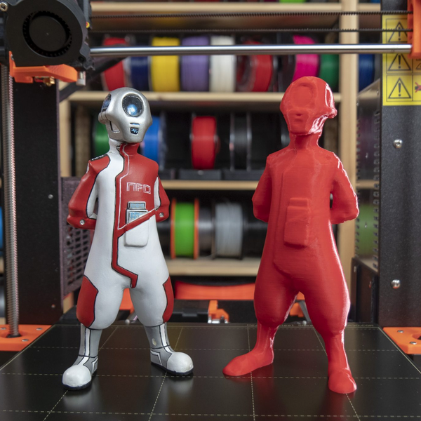 Get Great 3D Scans With Open Photogrammetry | Hackaday