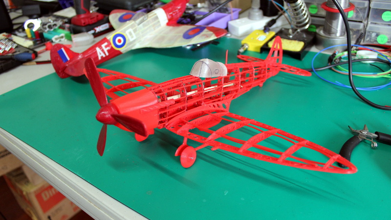 Recreating Classic Model Kits With Modern Tech   Hackaday