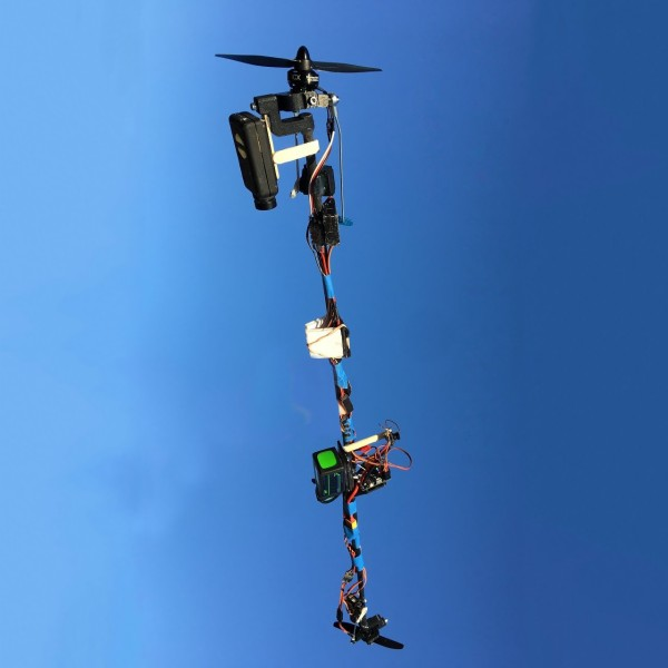 Flying Sticks Are Now A Thing | Hackaday