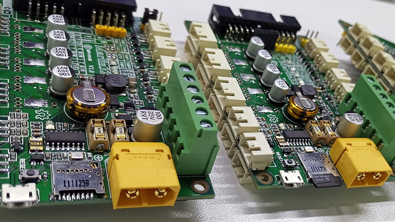LAN Board Ethernet Module for controllers running Smoothieware