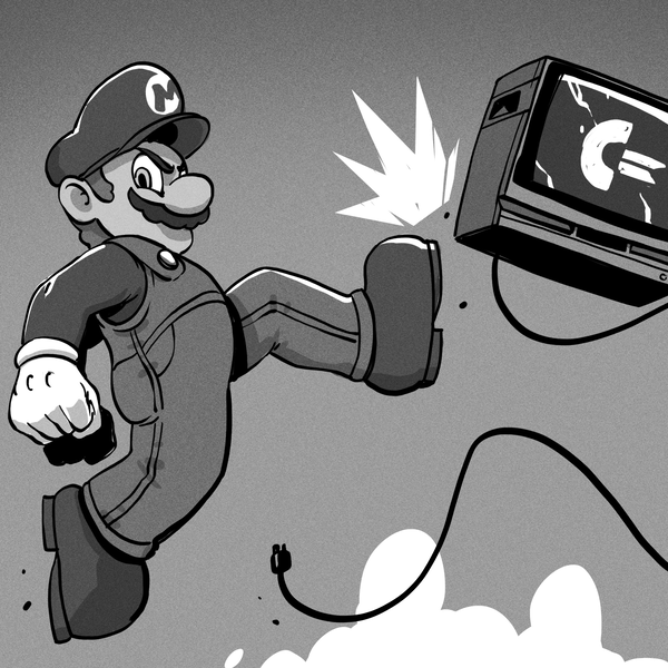That Super Mario Bros  C64 Port Was Too Good For This World   Hackaday