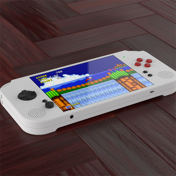 The Raspberry Pi Portable Console You Wish You Had   Hackaday