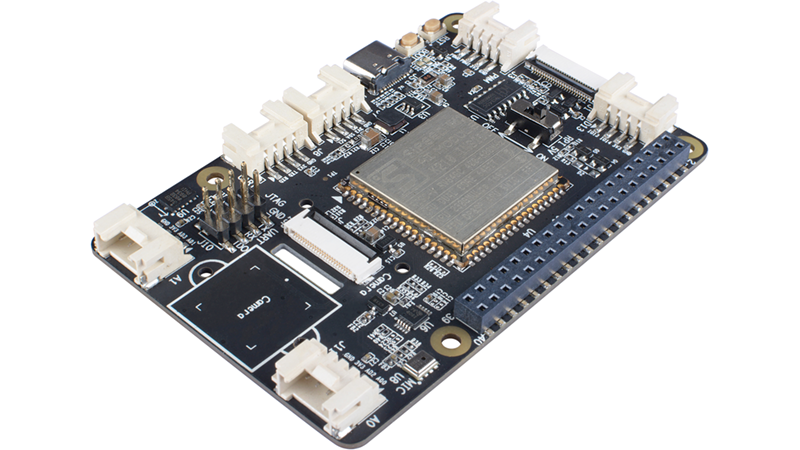 New Part Day: A 64-Bit RISC-V CPU In Raspberry Pi Hat Form