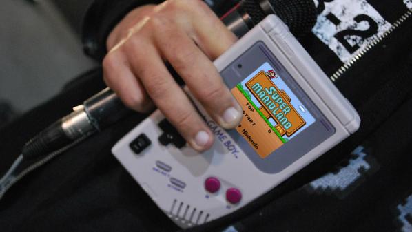 Super Mario Land DX Game Boy