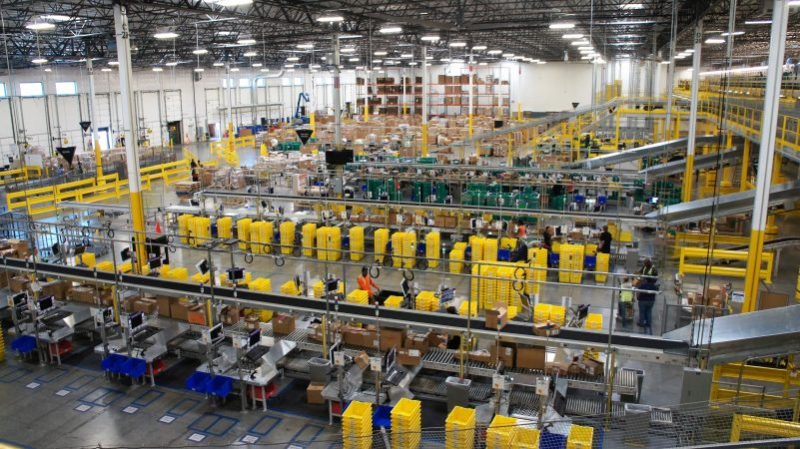 0e9a5e675f9 Automate the Freight  Amazon s Robotic Packaging Lines
