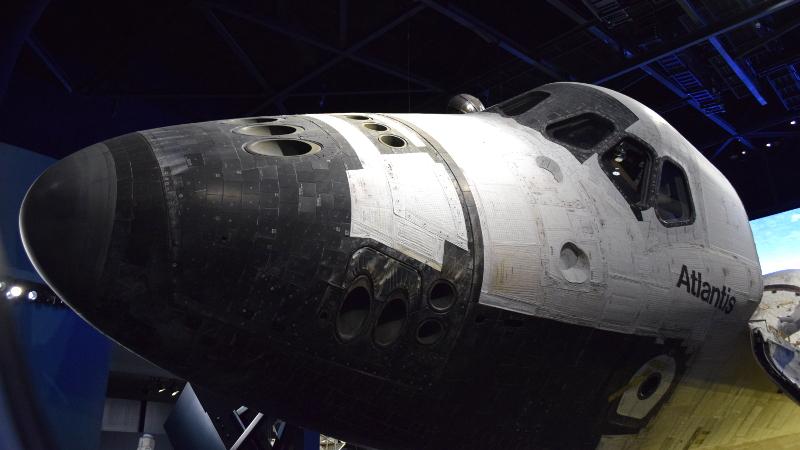 space shuttle atlantis dinner - photo #3
