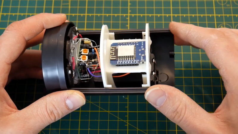 Dummy Security Camera Is Smarter Than It Looks | Hackaday