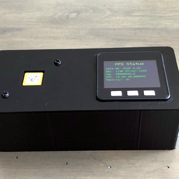 What's More Accurate Than A GPS Clock? The OpenPPS GPS Clock