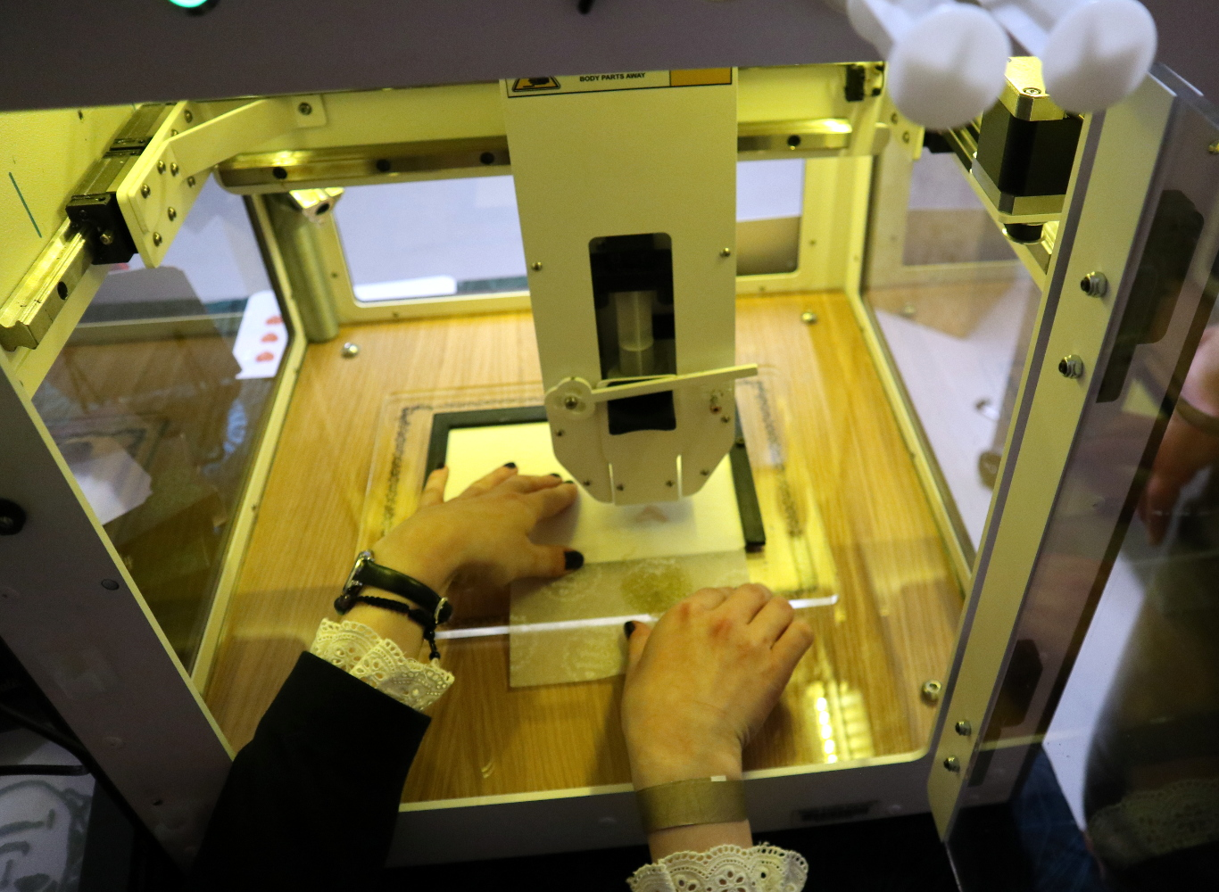 D Printing Exhibition Nec : This british d printing meetup is on the rise hackaday