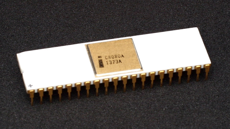 QnA VBage Back To Where (For Most Of Us) It Started, The Intel 8080