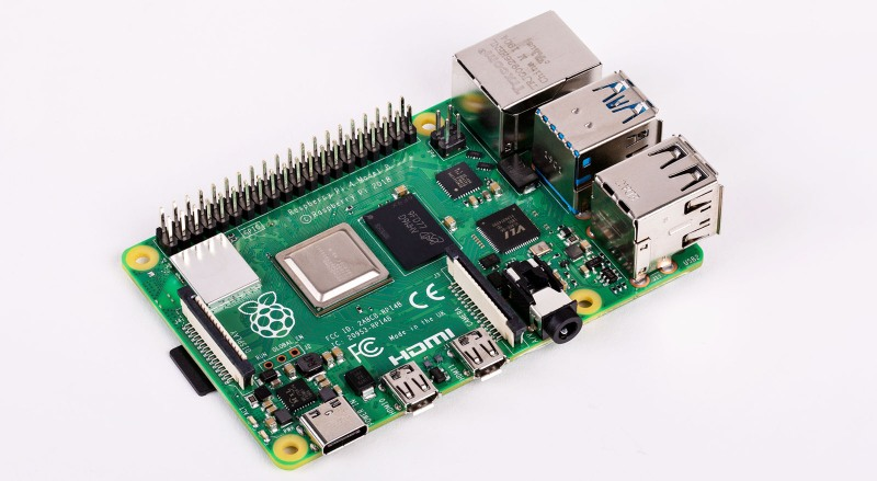 Raspberry Pi 4 Just Released: Faster CPU, More Memory, Dual