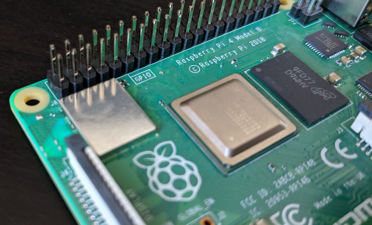 Blue Circuit Board Round Printed Circuit Board Gold Detail Repurposed