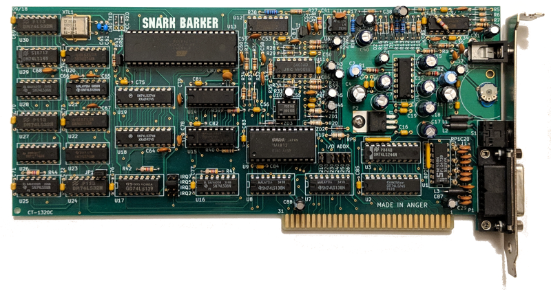 Reverse Engineering The Sound Blaster | Hackaday