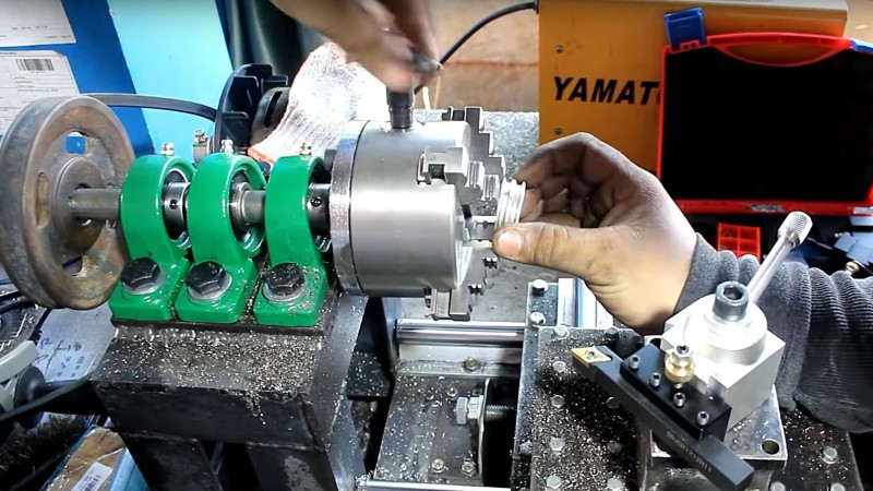Embling A Lathe From Not Lot