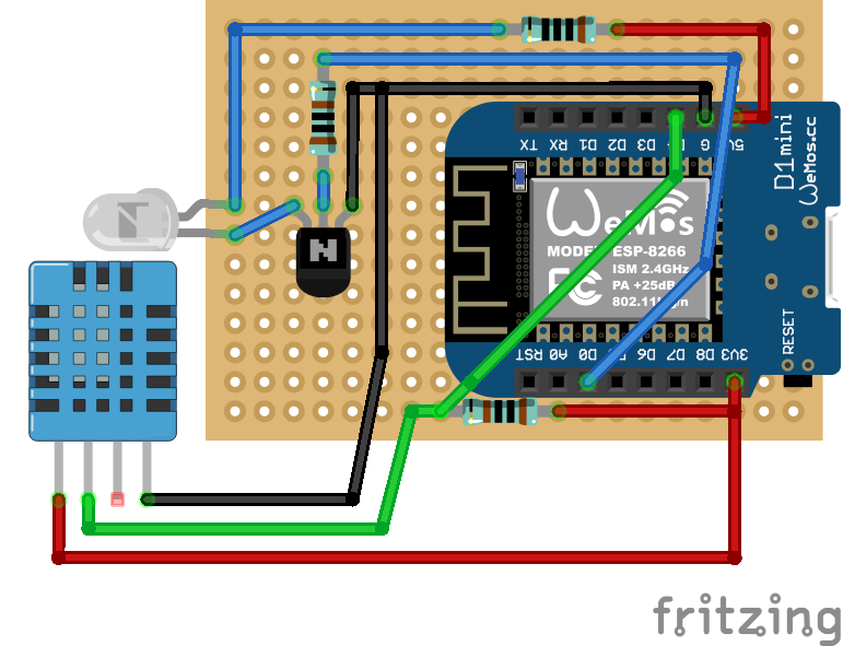Smarten Up Your Air Conditioning With The ESP8266 | Hackaday