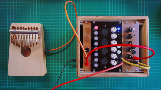 DIY Teensy Looper Multiplies Music