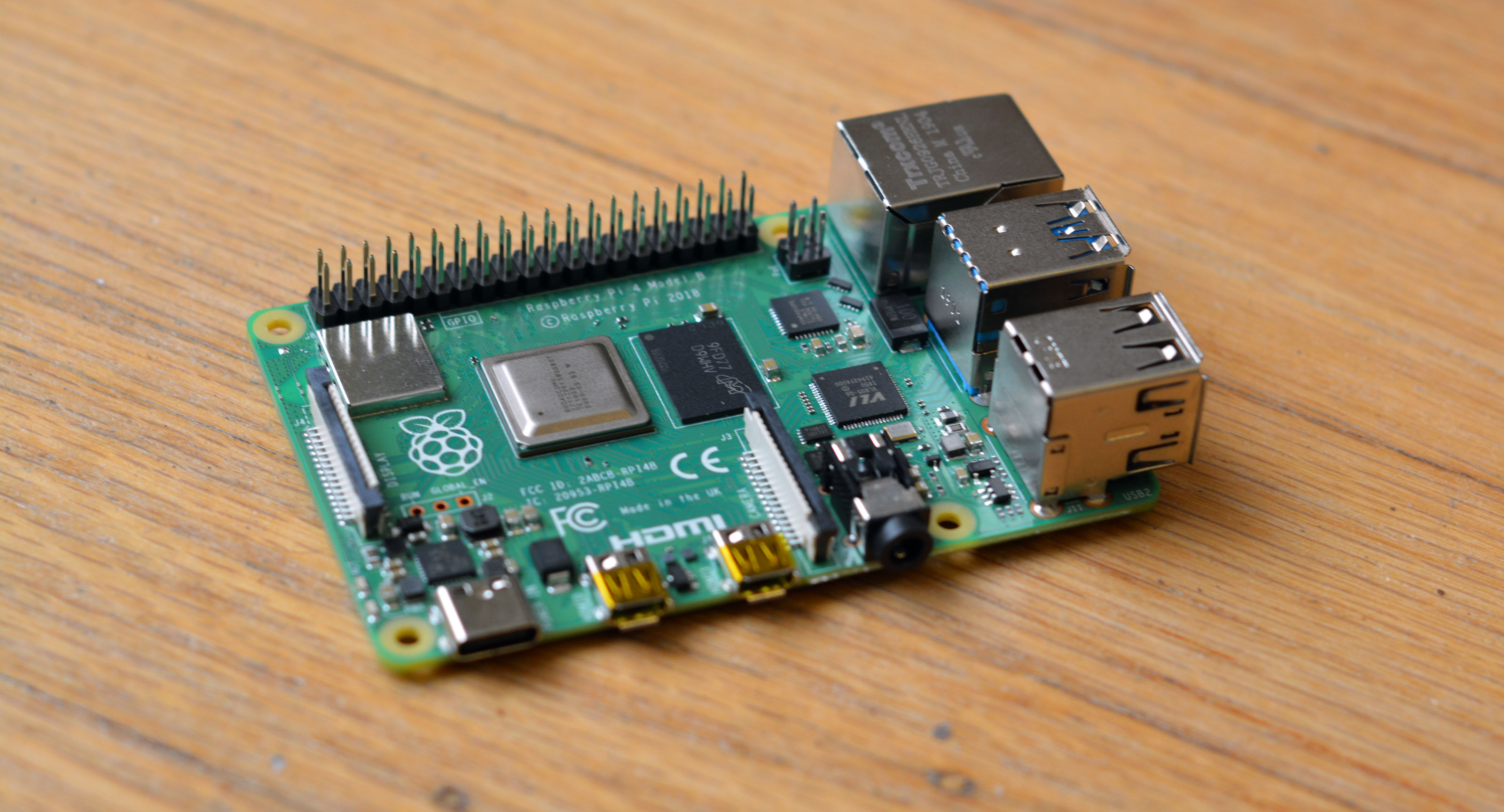 Raspberry Pi 4 Benchmarks: Processor And Network Performance