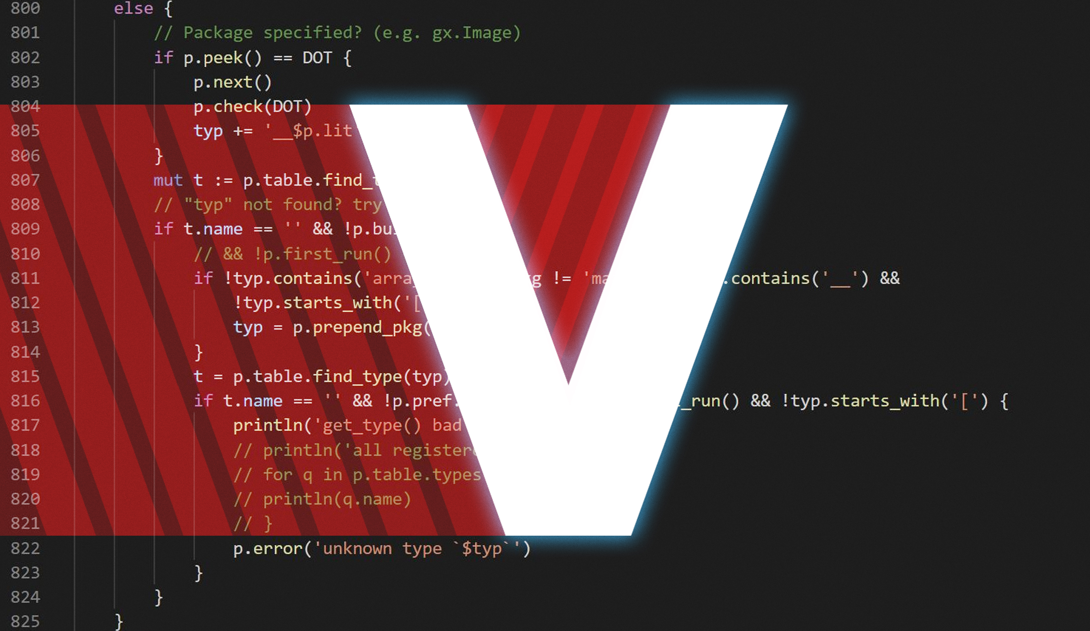 The V Programming Language: Vain Or Virtuous? | Hackaday