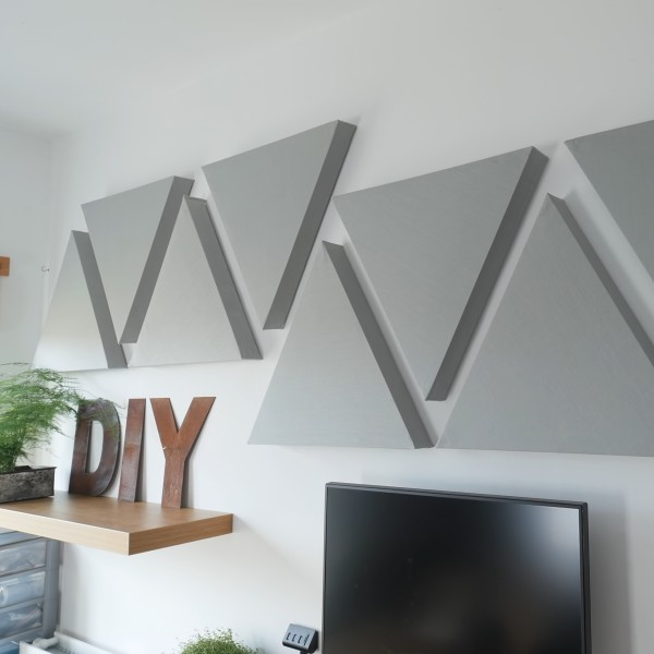 Building DIY Acoustic Panels To Cut