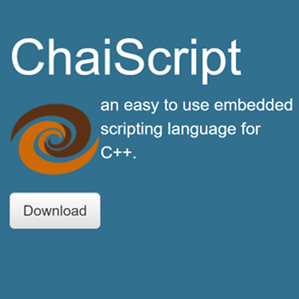 Add Scripting To Your C++ Programs With ChaiScript | Hackaday