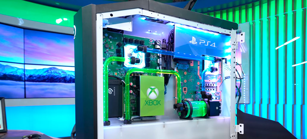 PC And Console Gaming United Courtesy Of Origin | Hackaday