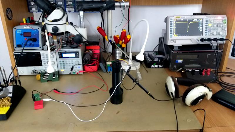 DIY Scintillation Detector Is Mighty Sensitive | Hackaday