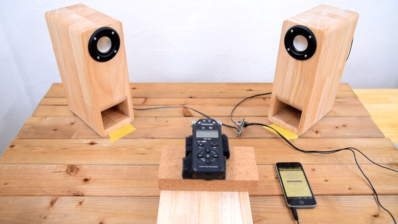 Cheap Speakers Sound Great In A Proper Enclosure Hackaday