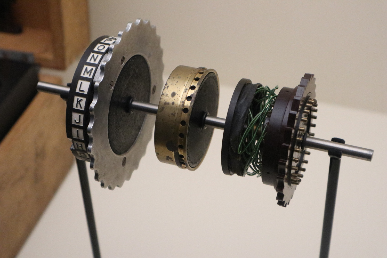 Topsecret-enigma-rotor | Hackaday
