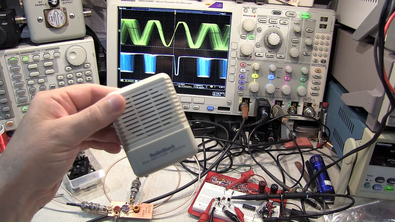 FM Signal Detection The Pulse-Counting Way