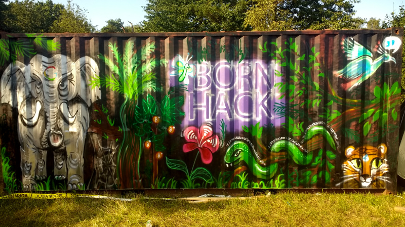 BornHack 2019, A Laid-Back Hacker Camp In A Danish Forest